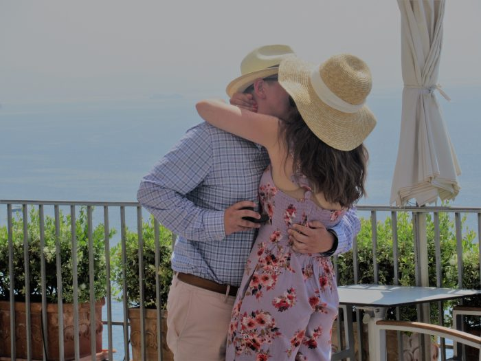 Marriage Proposal Ideas in Hotel Miramalfi, Amalfi, Italy