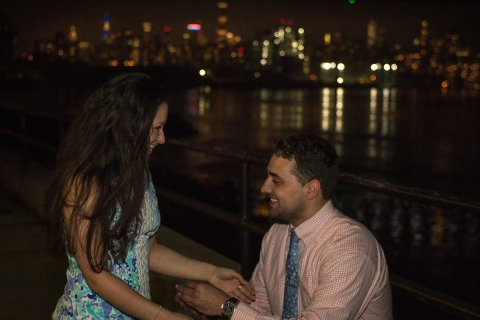 Engagement Proposal Ideas in Astoria Park, Queens, NY