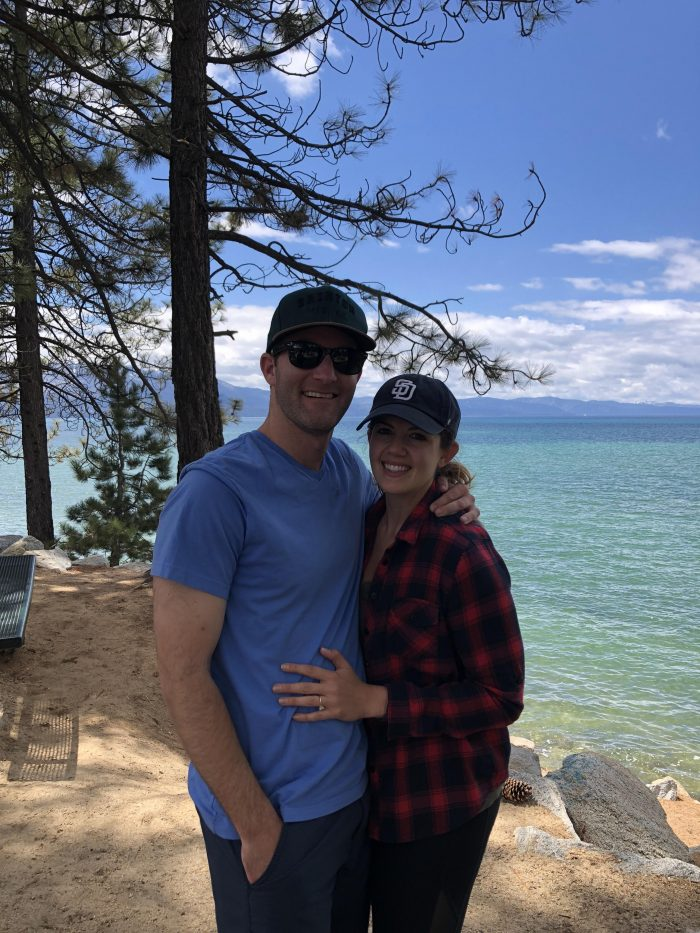 Where to Propose in Lake Tahoe