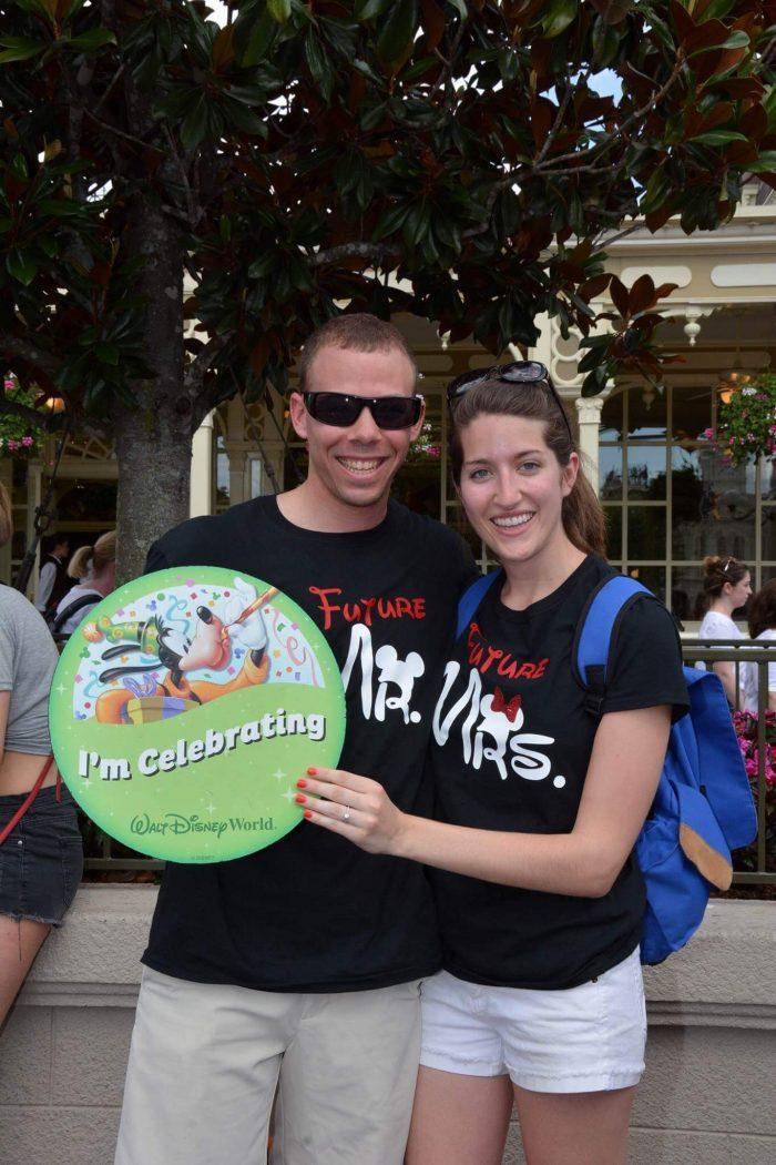 Wedding Proposal Ideas in Disney World
