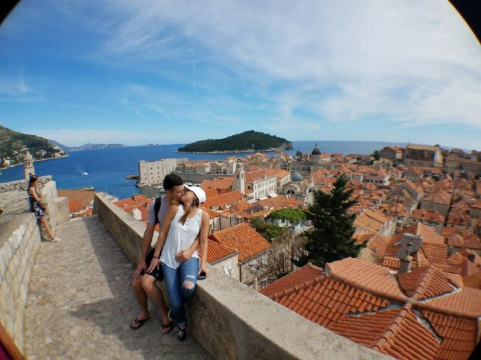 Jacque's Proposal in Dubrovnik, Croatia