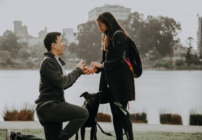Wedding Proposal Ideas in Oakland, California