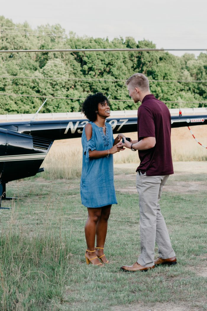 Jacob's Proposal in Catoosa, OK