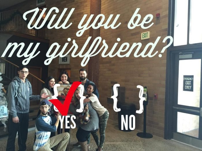 Danielle's Proposal in Bachelor Heights, Kamloops BC