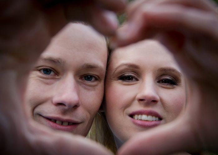Angel and Michael's Engagement in Spokane, Washington
