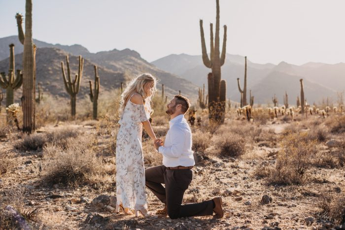 Proposal Ideas White Tank Mountains