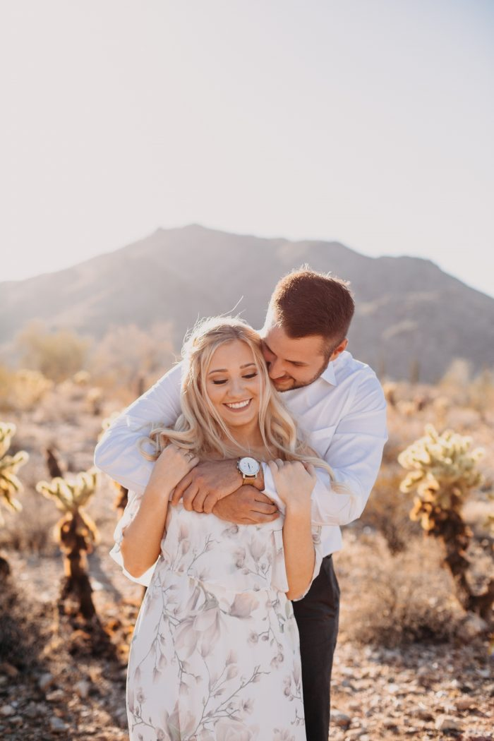 Engagement Proposal Ideas in White Tank Mountains