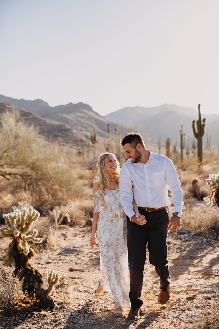 Where to Propose in White Tank Mountains