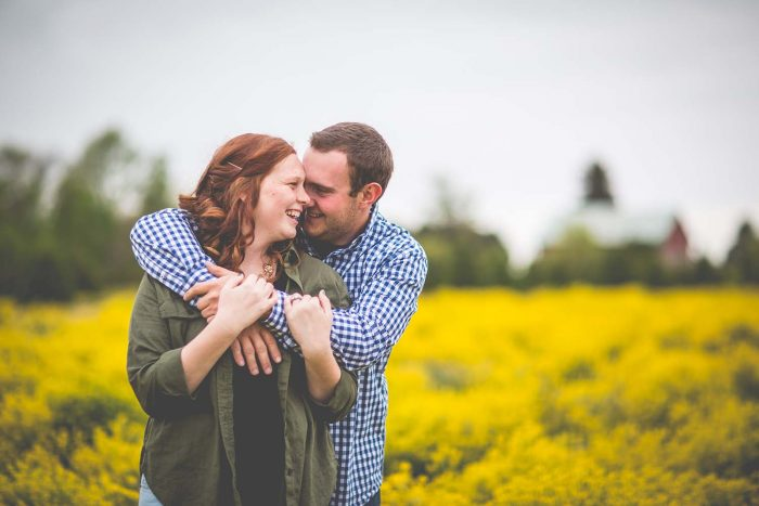 Alayna and Hunter's Engagement in Michigan