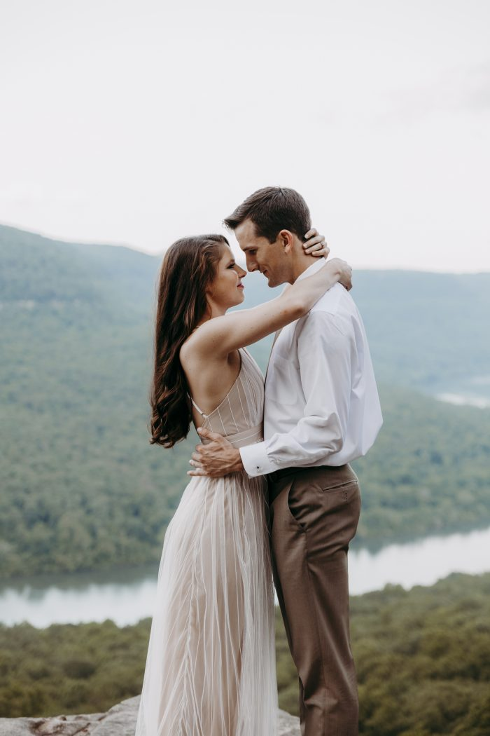 Where to Propose in Snooper's Rock, Chattanooga