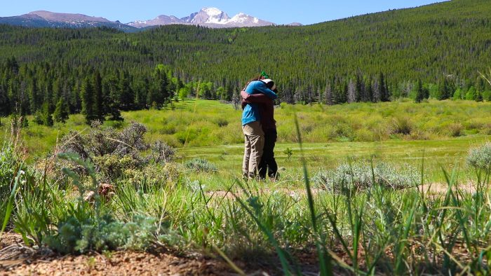 Marriage Proposal Ideas in Rocky Mountain National Park