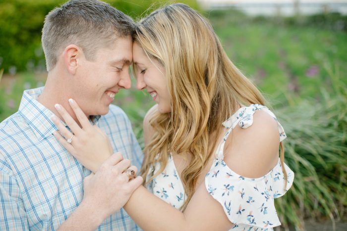 Lindsey's Proposal in Charleston