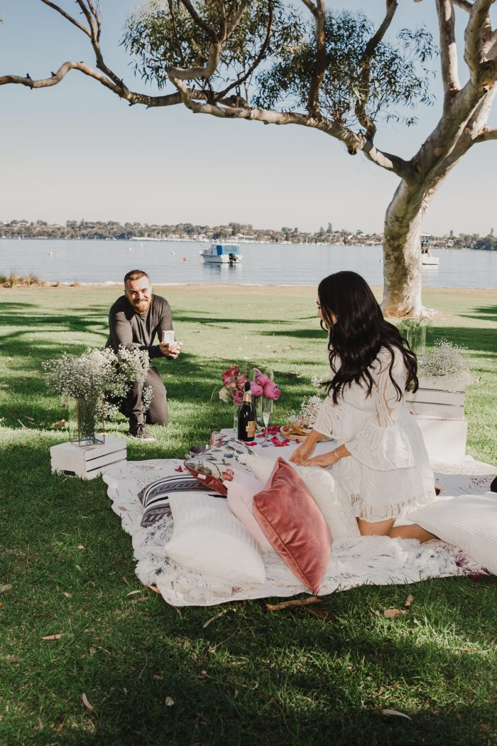 Where to Propose in Perth Western Australia