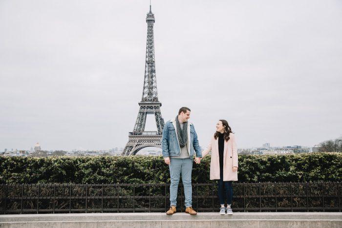 Wedding Proposal Ideas in Paris