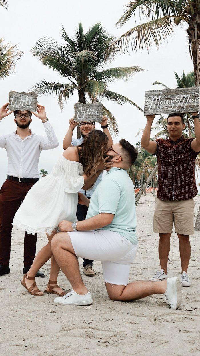 Wedding Proposal Ideas in MATHESON HAMMOCK PARK- CORAL GABLES, FL
