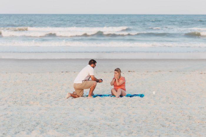 Marriage Proposal Ideas in St. Augustine Beach, FL
