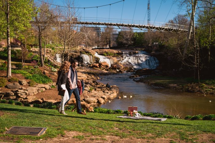 Ashley's Proposal in Greenville, South Carolina