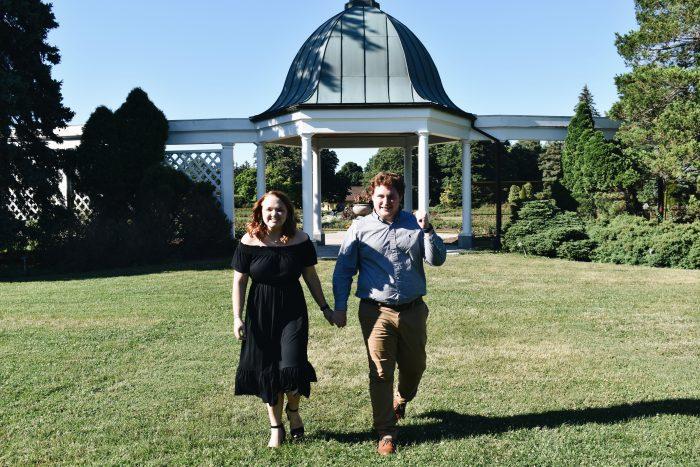 Where to Propose in Niagara Parks Botanical Gardens