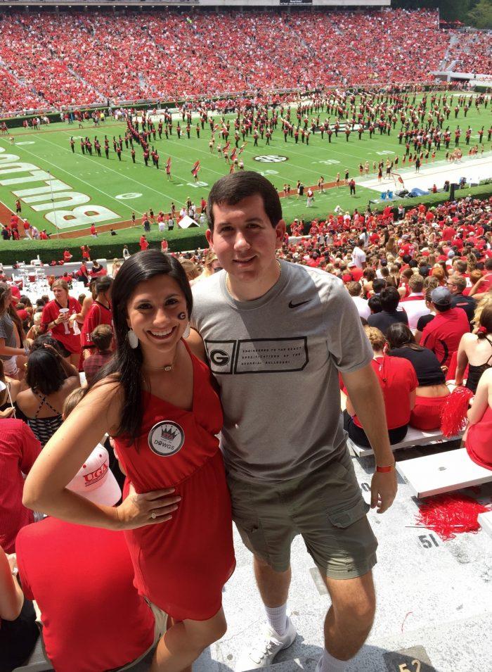Engagement Proposal Ideas in Athens, Georgia - Sanford Stadium
