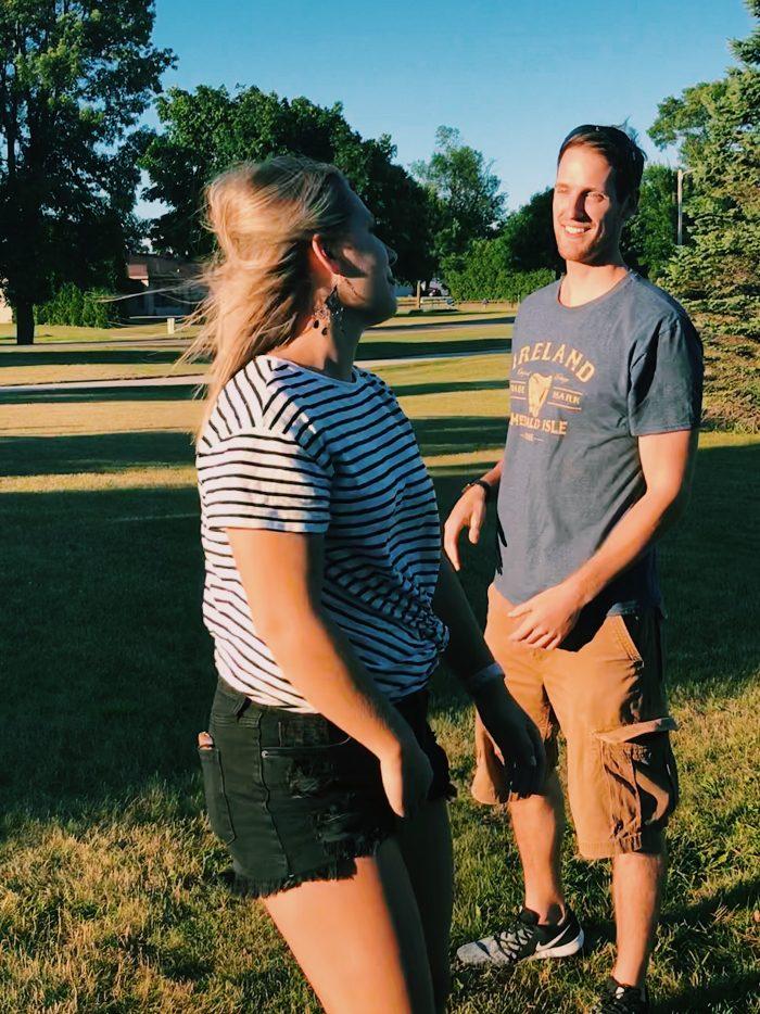 Image 4 of McKenna and Brett
