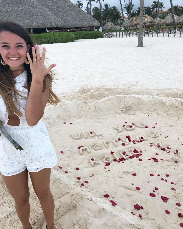 Where to Propose in Punta Cana Dominican Republic