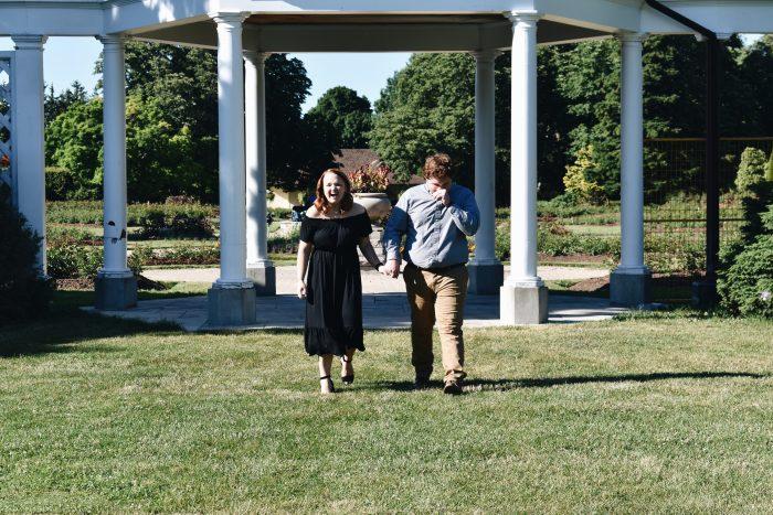 Engagement Proposal Ideas in Niagara Parks Botanical Gardens