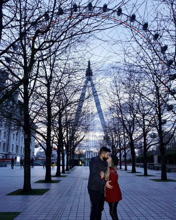 Engagement Proposal Ideas in London