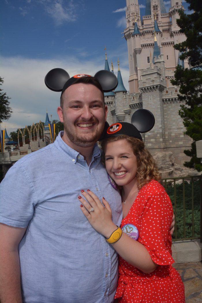 Alaina's Proposal in Disney World