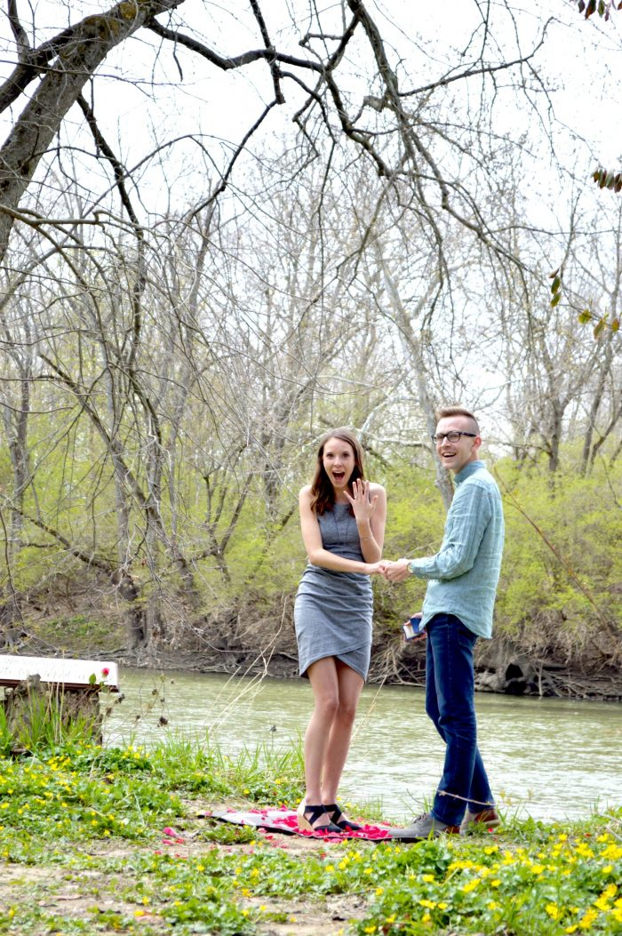 Where to Propose in Indianapolis Canal