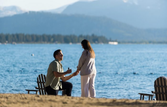 Where to Propose in South Lake Tahoe