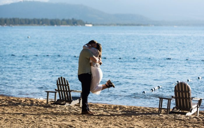 Wedding Proposal Ideas in South Lake Tahoe
