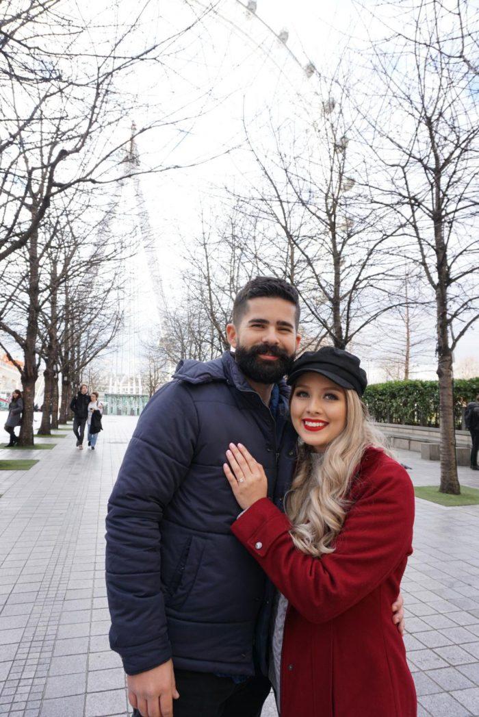 Image 1 of Sandra and Jose