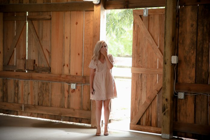 Marriage Proposal Ideas in The Stables, Vancleave, MS