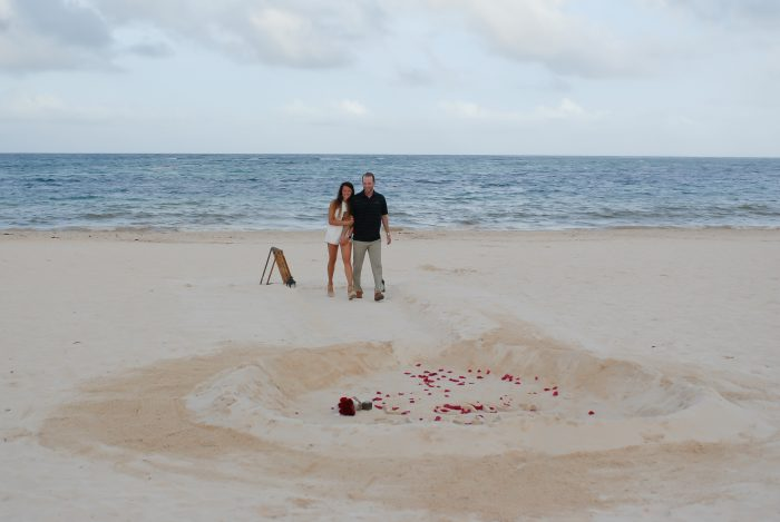 Kaila and Cody's Engagement in Punta Cana Dominican Republic