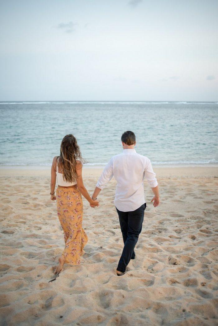 Lauren and Andrew's Engagement in Bali, Indonesia