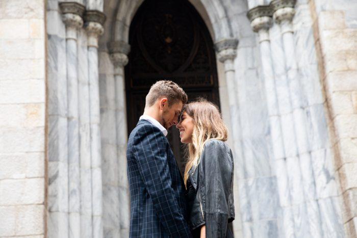 Wedding Proposal Ideas in Rockefeller Center in New York City