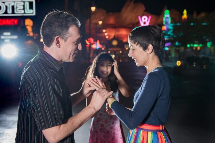 Marriage Proposal Ideas in Cars Land at Disney's California Adventure