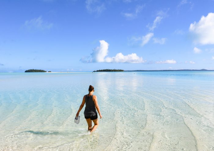 Sacha and Mark's Engagement in Aitutaki, Cook Islands