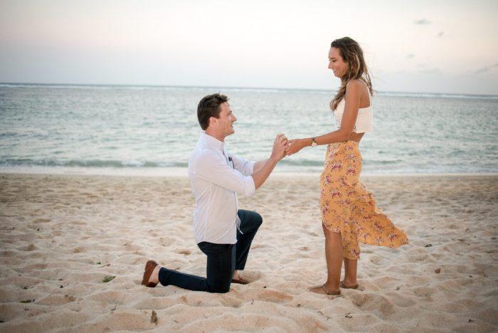 Lauren's Proposal in Bali, Indonesia