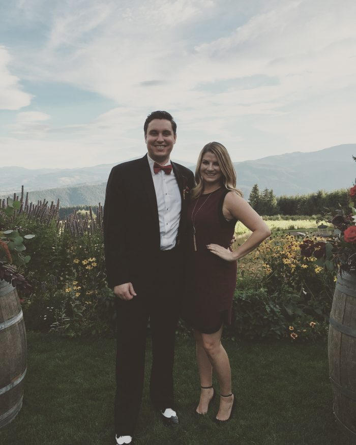 Katie and Tim's Engagement in Alexander Mountain Estates in Sonoma County