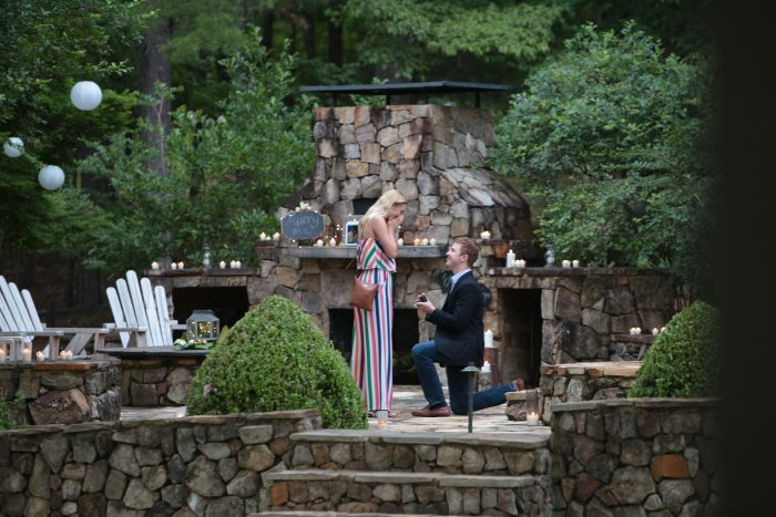 Engagement Proposal Ideas in Lake Martin, Alabama