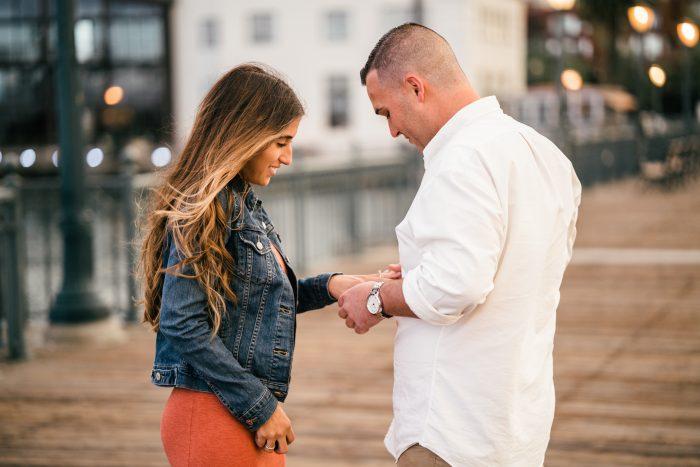 Engagement Proposal Ideas in San Francisco, California, Pier 7