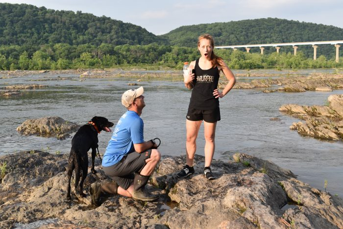 Marriage Proposal Ideas in Holtwood Dam off the Tidewater Canal Trail