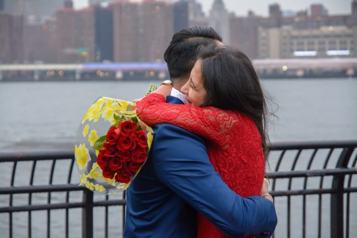 Where to Propose in BROOKLYN BRIDGE