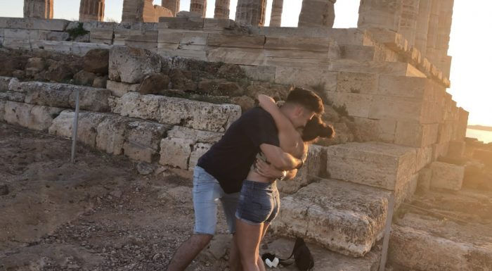 Image 1 of Demetra and Eric