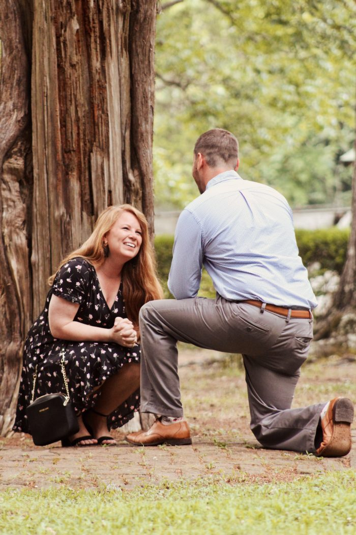 Engagement Proposal Ideas in Oxford, MS