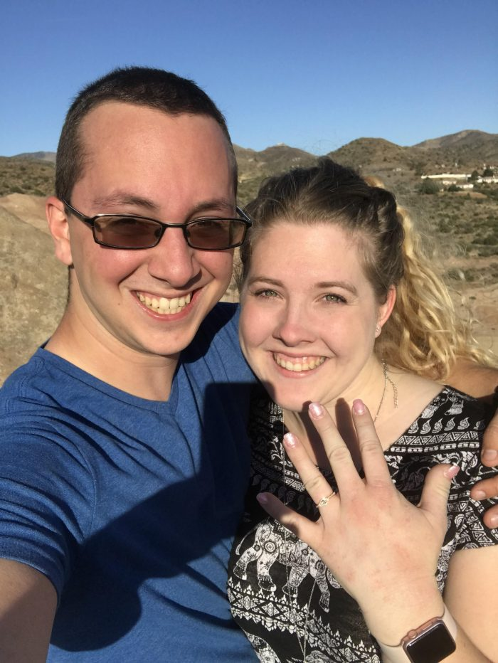 Engagement Proposal Ideas in Vasquez Rocks
