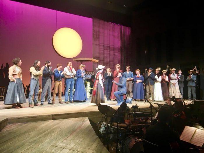 Cassandra's Proposal in Oregon Shakespeare Festival in Ashland, OR