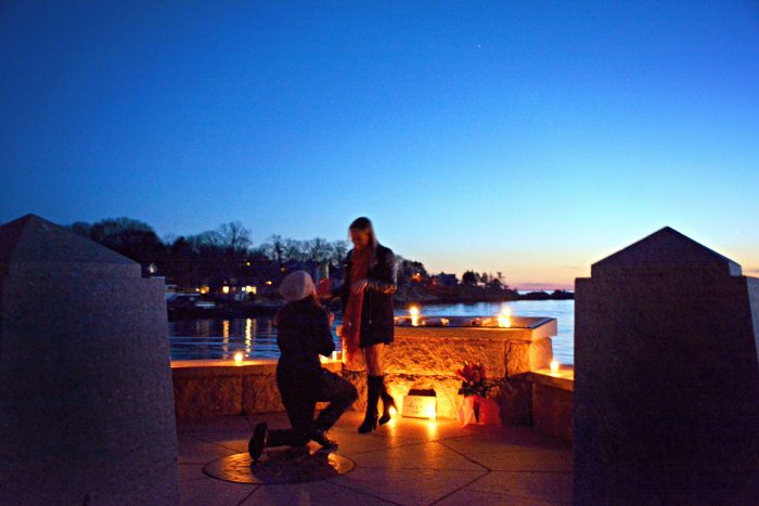 Wedding Proposal Ideas in Branford, CT