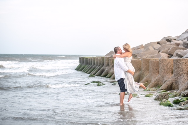 Wedding Proposal Ideas in Carolina Beach Pier